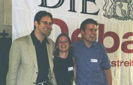 Deutsche Debattiermeisterschaft der Hochschulen 2003 in Tübingen