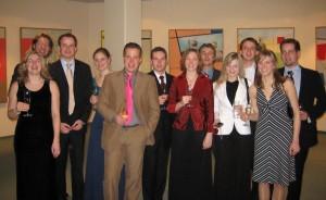 Die Tübinger Delegation bei den Euros 2006