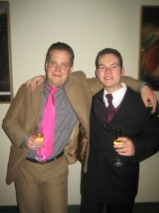 Team SK I Micheal und Volker