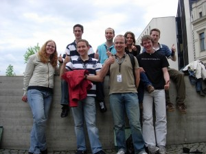 Die Streitkultur-Delegation in Halle