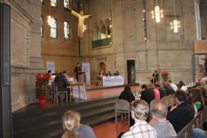 Das spannende Finale in der Christuskirche