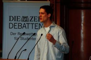 Bester Redner in Wien: Peter Croonenbroeck