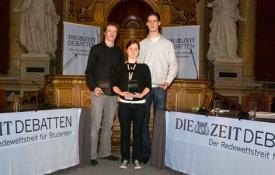 Streitkultur räumt in Wien ab