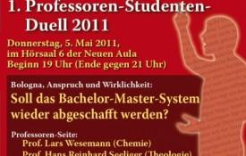 Professoren-Studenten-Duell 2011