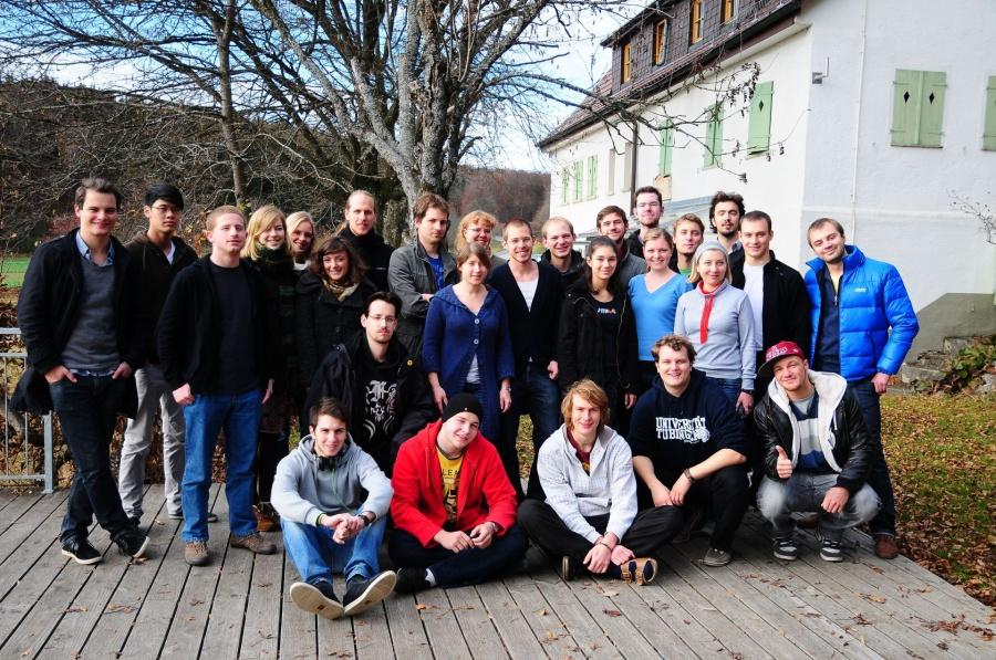 Ersti-Hütte Römerstein 2011