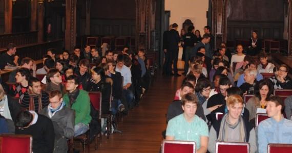 Streitkultur auf den Baden-Württembergischen Meisterschaften 2012