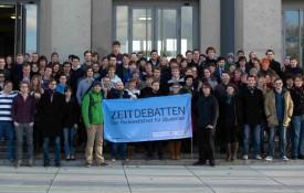 ZEIT-Debatte Dresden