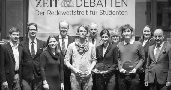 Tübingen gewinnt ZEIT-Debatte Hannover 2015