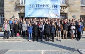 ZEIT-DEBATTE Oberfranken 2015