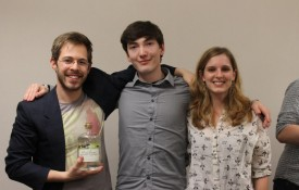 Tübingen gewinnt das Heidelbäääm 2015
