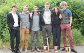 Tübingen gewinnt den Brüder Grimm Cup